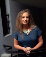 La curadora Carolina Ponce de León.© Pablo Salgado.