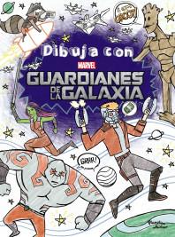 Dibuja con Guardianes de la Galaxia